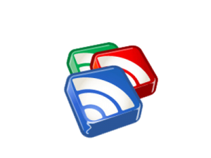 google reader logo2 300x225 Has Google Reader Just Gone Real Time?