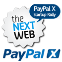 paypalx Announcing The Next Web Paypal X Startup Rally