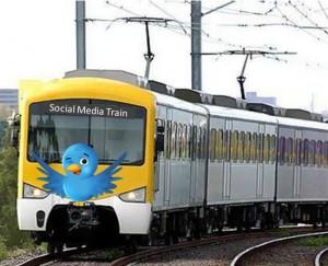 social media train 300x243 Speak The Web and The Social Media Train Transform Web Events