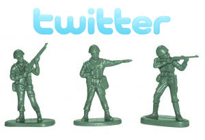 twitter army Pentagon To Troops: Permission To Tweet Granted!