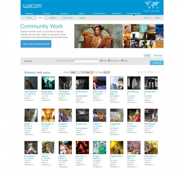 wacom community1 600x567 Wacom Tablets: Community Included
