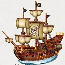 50469 pirate ship Discover the entire world around you with Localscope. [FREE APP CODES]