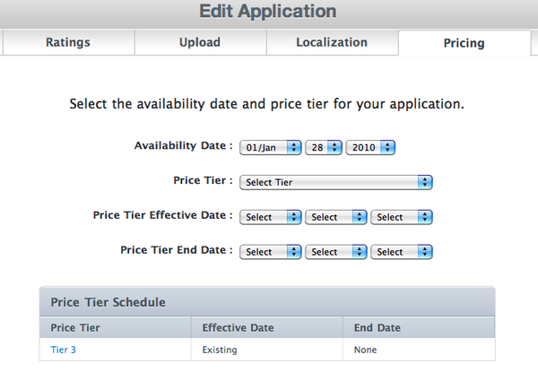 iPhone App Developers Can Now Schedule Price Plans for Their Apps