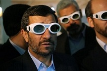 Ahmadinejad Nascar Goggles 3D Here To Stay? Panasonic US Sells Out Of 3DTVs In A Week