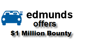 Edmunds bounty $1 Million Bounty for Re creating and Solving Toyota Accelerator Problem