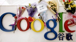 Google bai bai 300x166 Google: In fact, China DID Block Our Searches