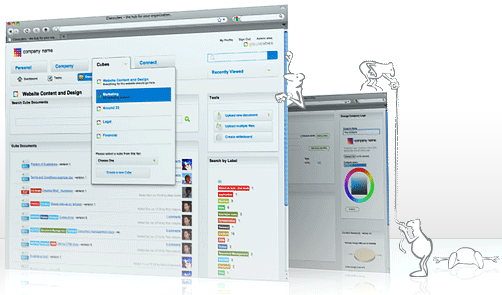 Glasscubes Integrates With Google Apps For Easy, Open Collaboration