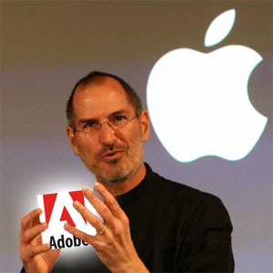 apple and adobe 7 Reasons For Apple To Acquire Adobe