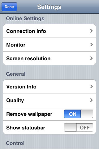 en iphone options TeamViewer: Effortless remote PC control from your iPhone