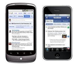 fbbuzz Google, Facebook Sued Over Mobile Social Networking Patent