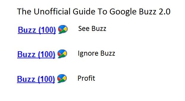 google buzz guide