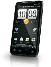 Meet The HTC Evo, The World's First 4G Android Smartphone