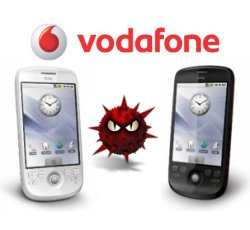 htcmagic1 Second Vodafone HTC Magic Handset Found Loaded With Malware