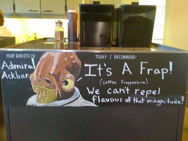 its a frap Its A Frap!