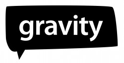 logo text 250x128 Ex MySpace Execs New Social Network Gravity Launches To The Public.
