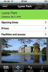 nt How To Use The National Trust iPhone App To Avoid Motorway Misery