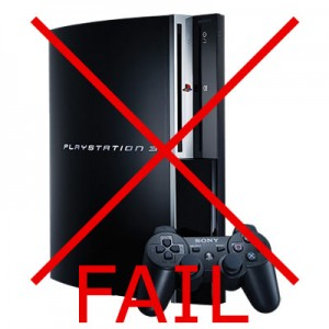 psfail Sony Fail: Update Brings Down PlayStation Network (PSN) Around The World [UPDATE]