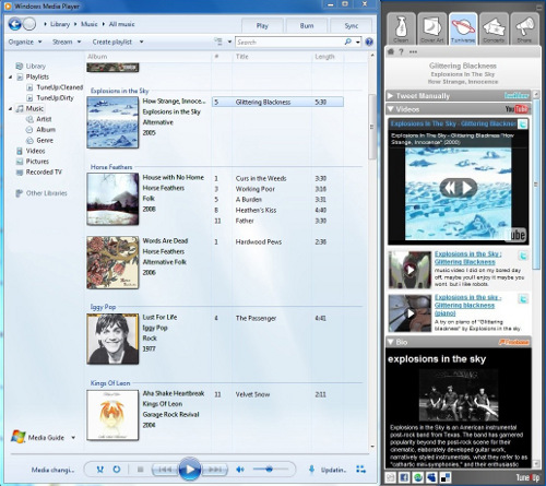 03 TuneUp WMP Tuniverse TuneUp brings cleaner MP3 tags to Windows Media Player [50 free accounts]