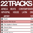 22tracks takes its hit web app onto TV