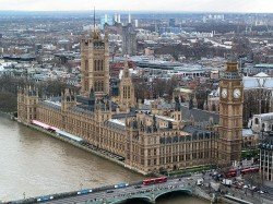 800px Westminster palace 250x187 Could Social Media Surgeries save politicians from Twitter hell?