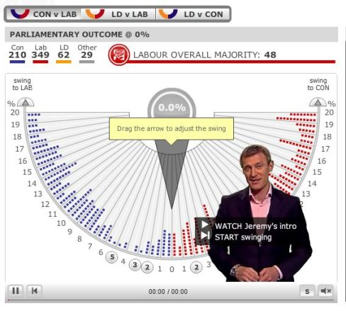BBC swing488 5 great mapping apps to help you track the UK General Election