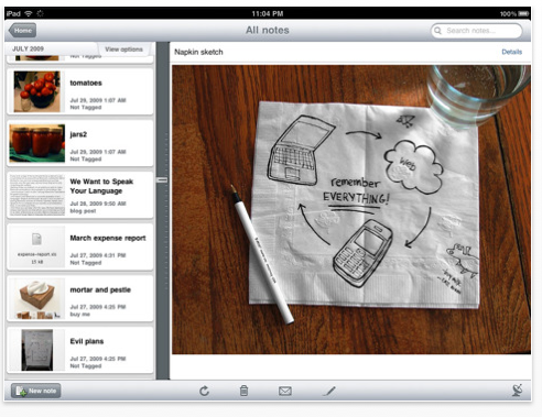 Picture 126 10 Productivity Apps For The iPad You Must Try