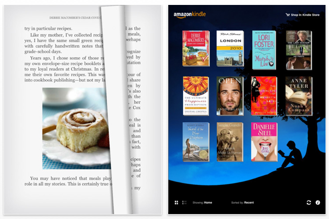 Picture 133 Kindle for the iPad Now Available in the App Store. Puts Standard Kindle To Shame.