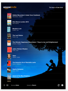 Kindle for the iPad Now Available in the App Store  Puts Standard