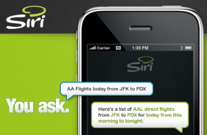 Siri 300x196 Apple Purchases Virtual Assistant App Siri