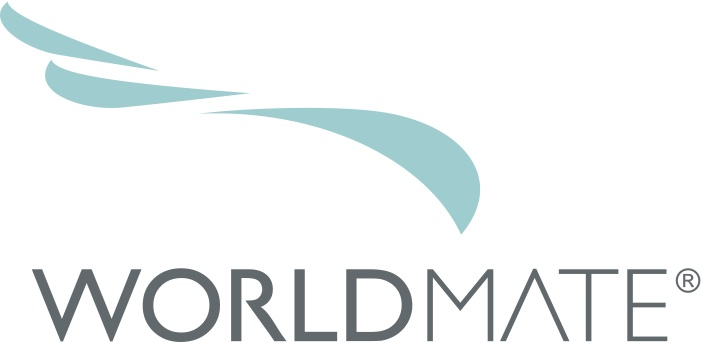 WorldMate Logo Color