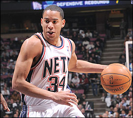 act devin harris1 Gowalla, Garyvee, and the Nets Team Up to Try and Move the Crowd