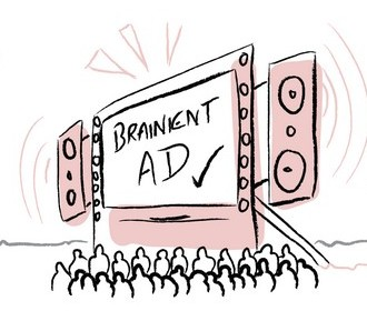 brainient pink2 Brainient enhances web video with SDK and a little Magic