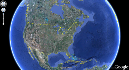 Google Launches Earth View In Google Maps It Rocks – View Maps in Google Earth