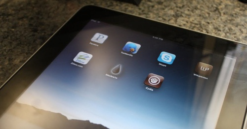 The iPad Is Jailbroken, Blackra1n Simply Too Hotz