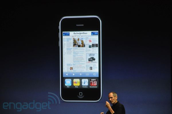 Apple Announces iPhone 4.0 OS And Multitasking!