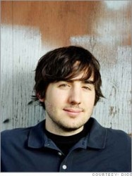kevin rose 3 187x250 Digg Relaunch Reportedly Pushed Back 2 Months