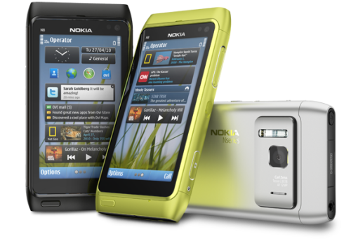 n8 5 Nokia N8 Now Official, Shipping In Q3