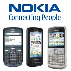 Nokia Unveils Three Social Networking Handsets, Takes Game To Microsoft