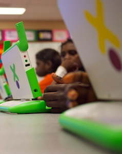 olpc 238x300 April Fools Disappoints But Great News As OLPC Hits Northern Territory Schools