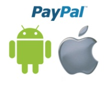 paypalandroidiphone Paypal To Offer In App Purchases On iPhone and Android [Updated]
