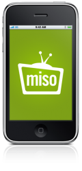 phone1 120x249 Miso, The Foursquare of Movie Check ins