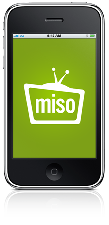 Miso, The Foursquare of Movie Check-ins