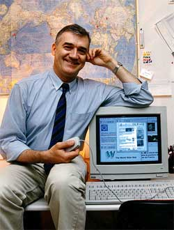 robert c Conference Speaker: Robert Cailliau, co inventor of the World Wide Web