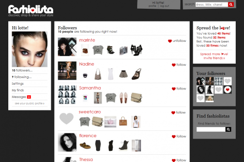 slide followers 500x333 Fashiolista introduces a new way to shop for fashion online
