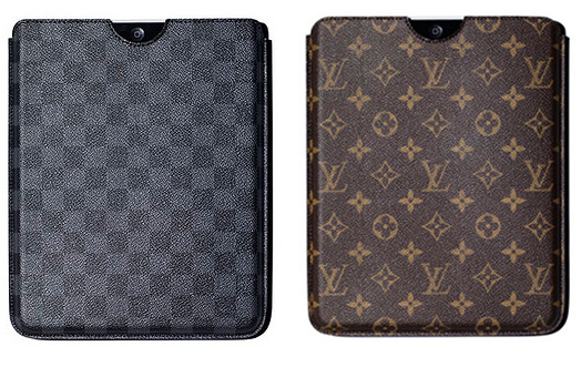 new style f3831 5dacb Your iPad Needs A Louis Vuitton Case, Right?