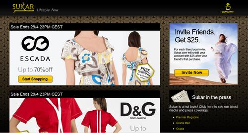 Sukar Homepage