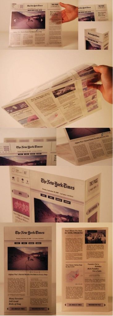 thepage 366x1024 The Page: the gorgeous, interactive newspaper of the future?
