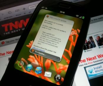 Eine zweite Chance für webOS: HP übernimmt Palm für 1.2 Milliarden US$