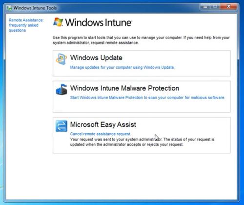 Windows Intune Client