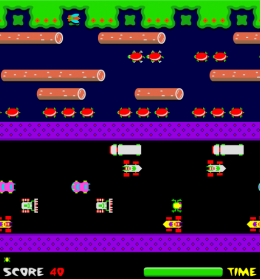 15905 frogger 260x279 Apple Strikes Back At Google, Turns Logo Into Playable Frogger